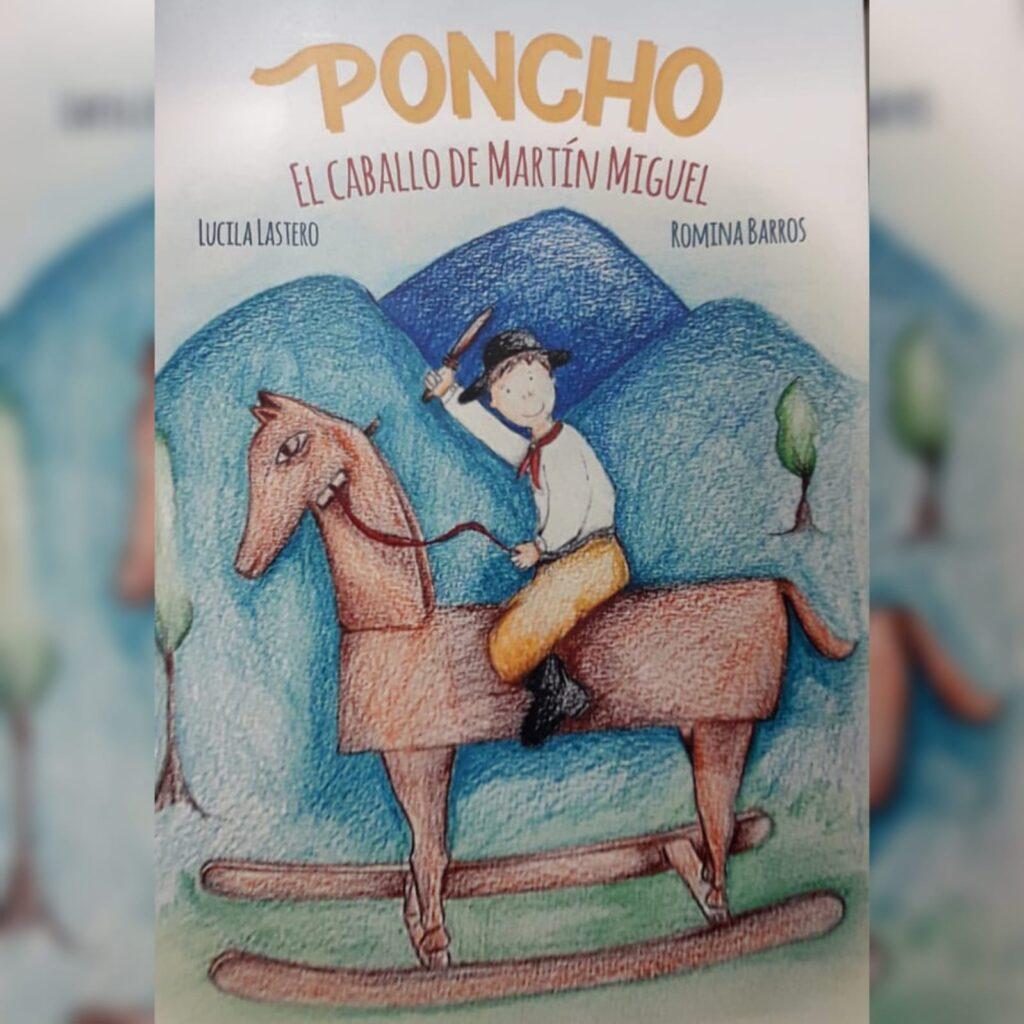 Poncho, el caballo de Martín Miguel - Revista Salvador