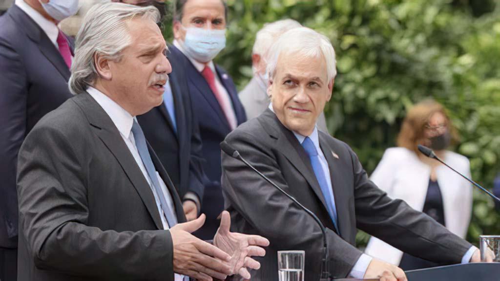 Crece la tensión diplomática entre Argentina y Chile - Revista Salvador