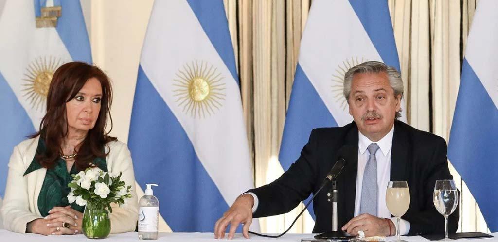 La interna del peronismo pone en jaque a los argentinos