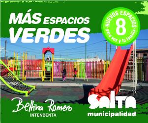 Municipalidad de Salta - Espacios Verdes